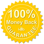 King Brand Money Back Guarantee Logo
